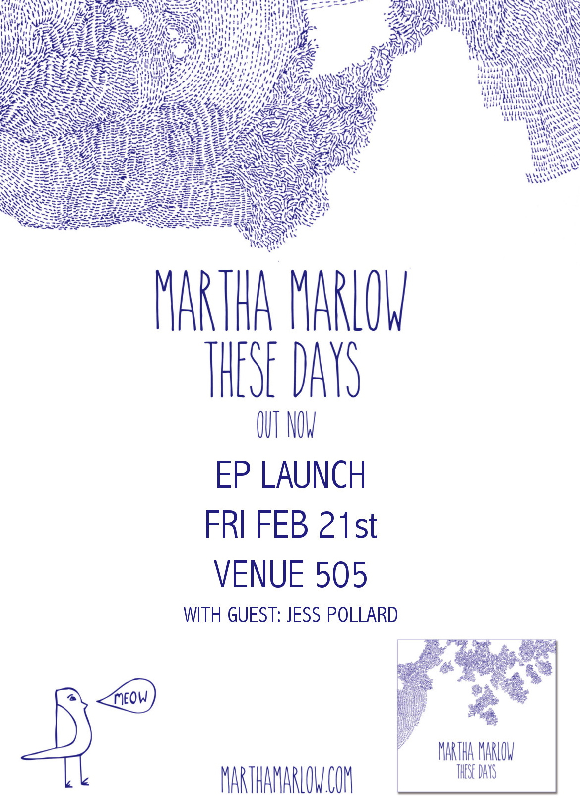 These Days EP Launch
