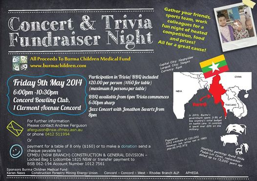 Fundraiser night